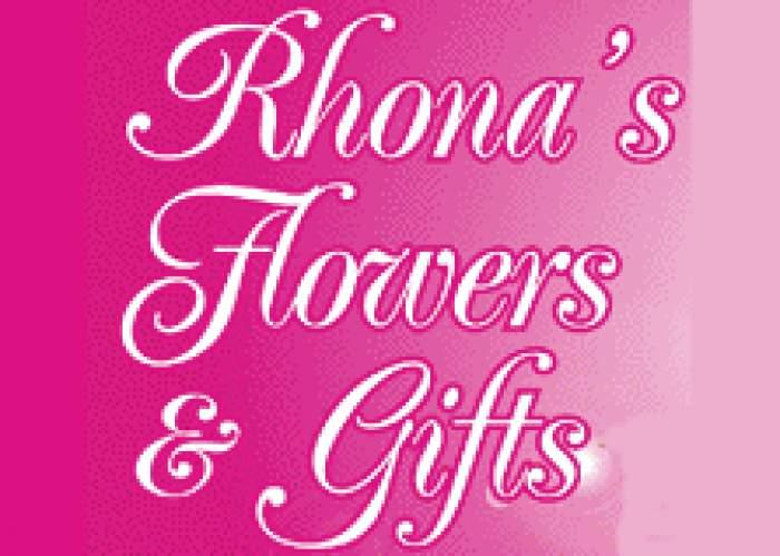 Rhona's Flowers & Gifts logo