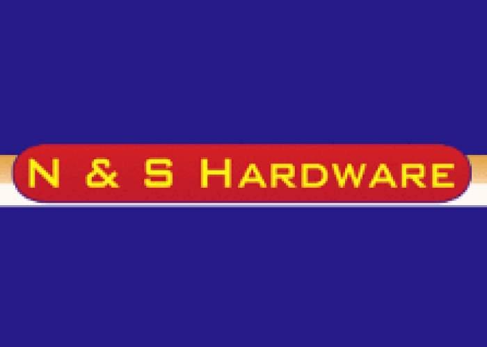 N & S Hardware logo