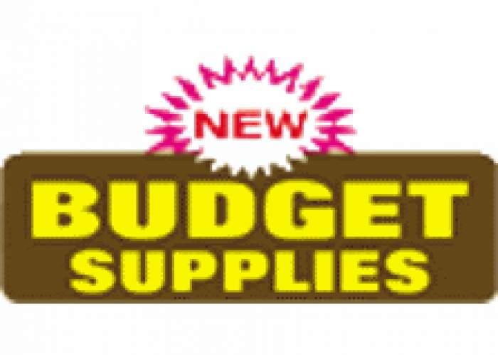 New Budget Supplies logo