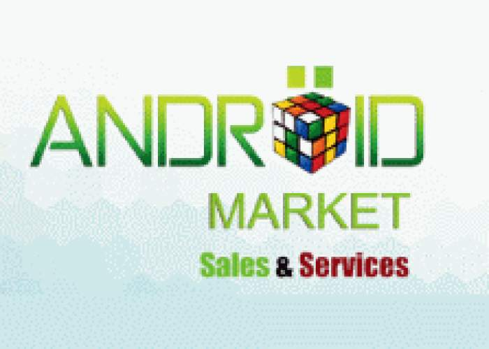 Android Market Sales & Service logo