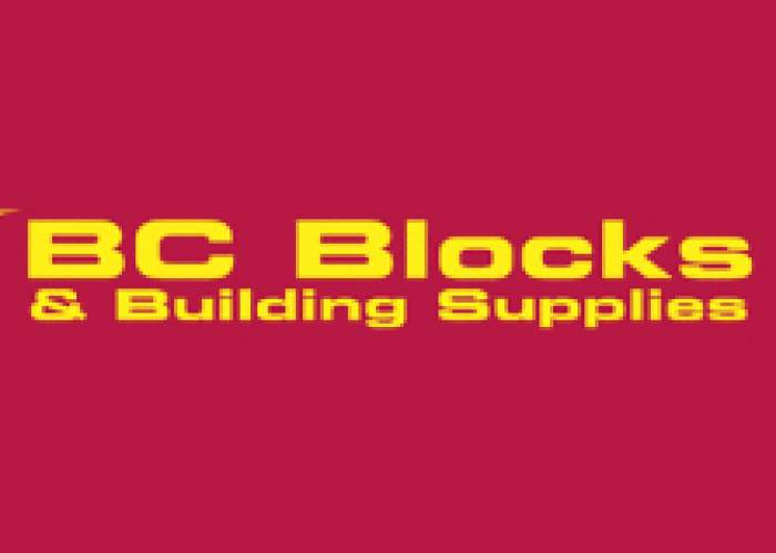 BC Blocks & Building Supplies logo