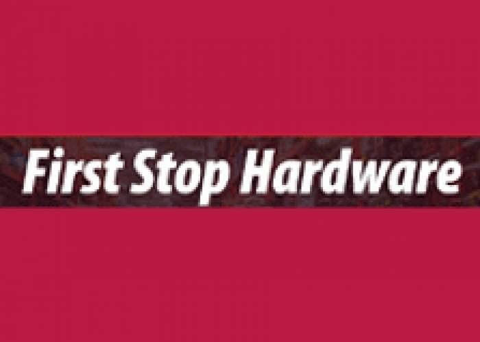 First Stop Hardware logo