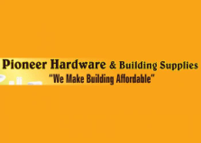 Pioneer Hardware & Building Supplies logo