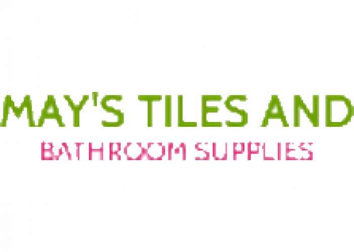 May's Tiles And Bathroom Supplies logo