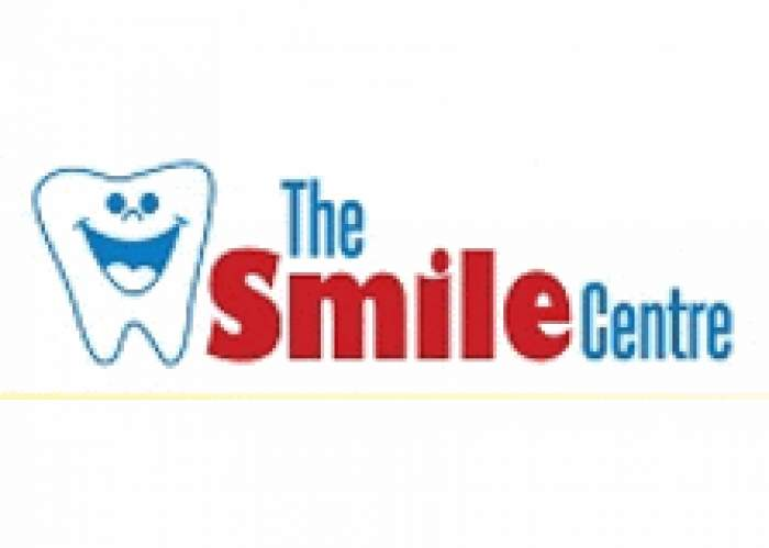 The Smile Centre  logo