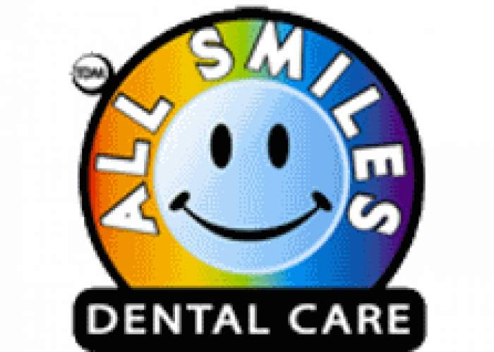 TDM All Smiles Dental Care logo