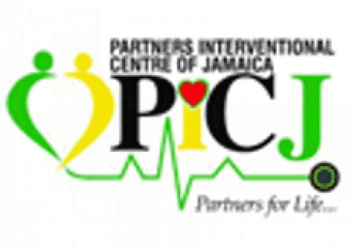 Partners Interventional Centre of Jamaica logo