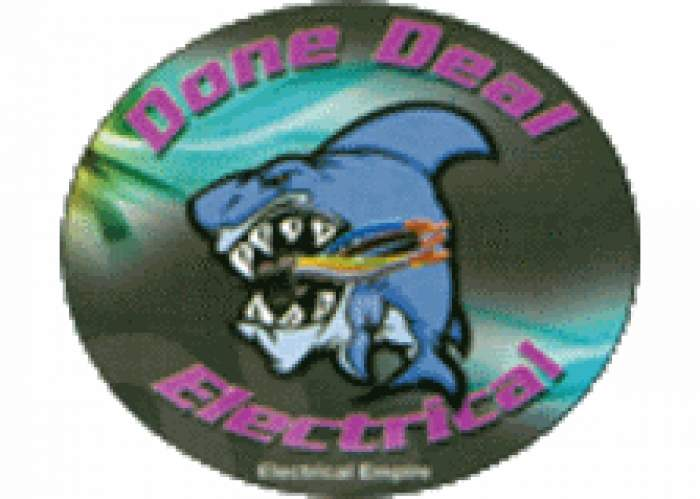 Done Deal Electrical logo
