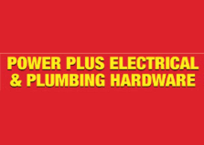 Power Plus Electrical & Plbg & Hdw logo