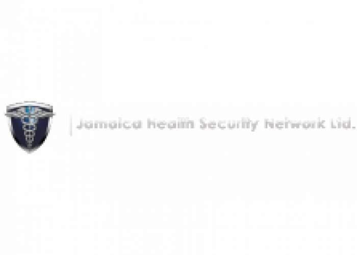 Jamaica Health Security Network logo