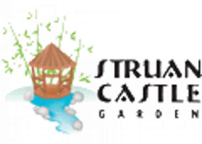 Struan Castle Garden logo