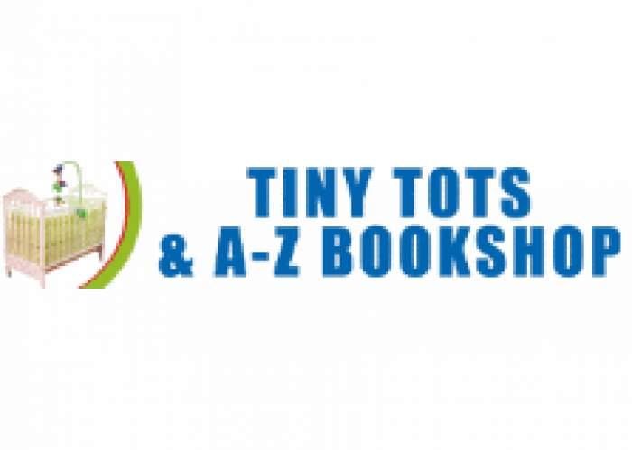 Tiny Tots & A-Z Bookshop logo