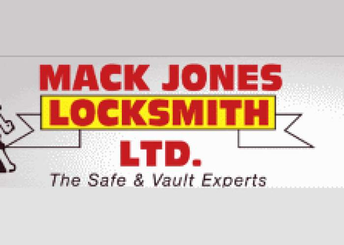 Mack Jones (Locksmith) Ltd logo