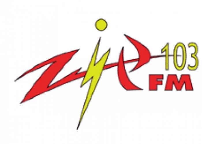 Zip 103 FM logo
