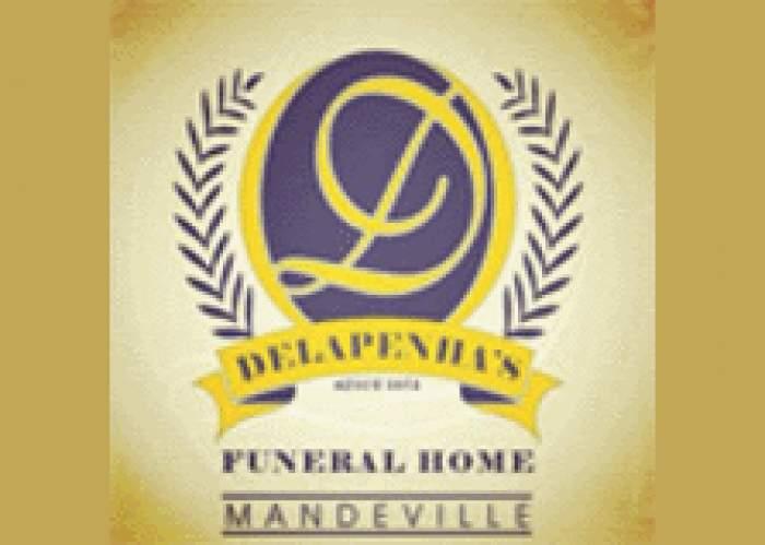 Delapenha's Funeral Home logo