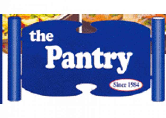 The Pantry Caterers  logo