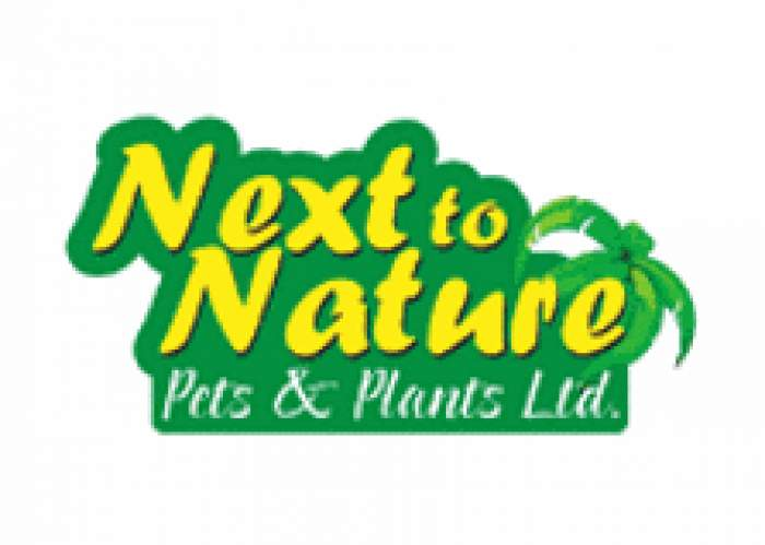 Next To Nature Pets and Plant Ltd logo