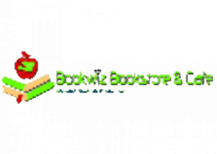 Bookwiz Bookstore & Cafe logo