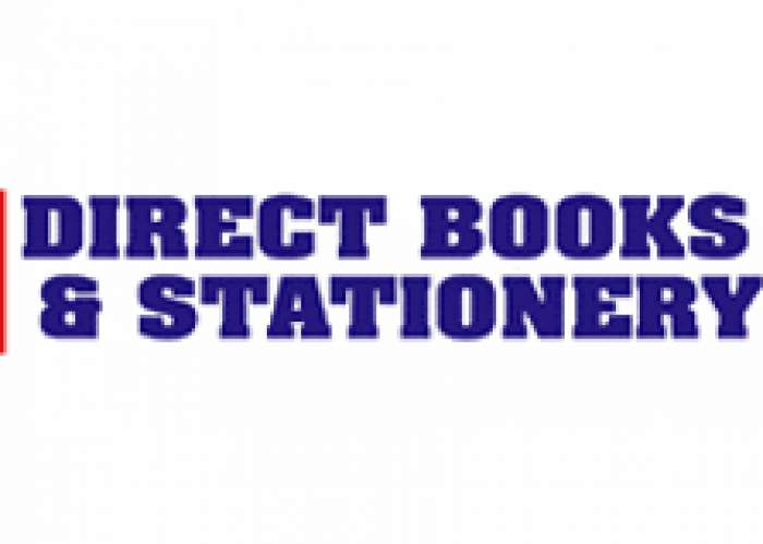 Direct Books & Stationery (2005) logo
