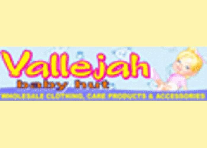 Vallejah Baby Hut logo
