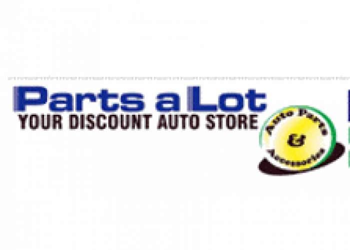 Parts A Lot logo