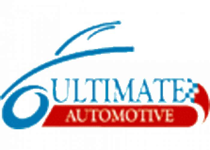 Ultimate Automotive logo