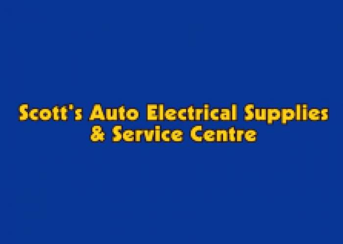 Scott's Auto Electrical Supplies logo