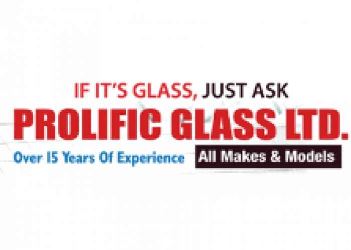Prolific Glass Ltd logo