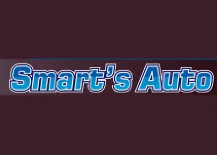 Smart's Auto logo