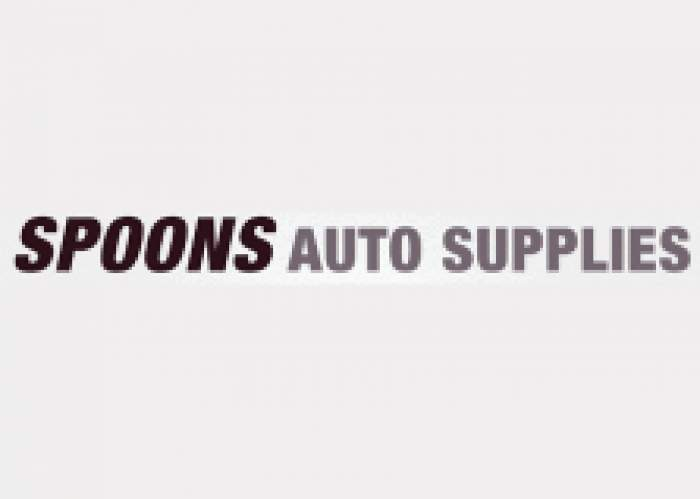 Spoons Auto Supplies logo