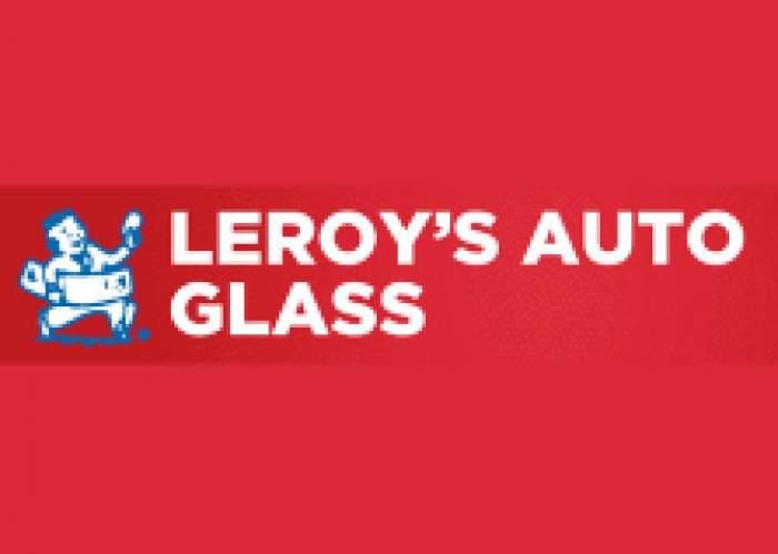 Leroy's Auto Glass logo