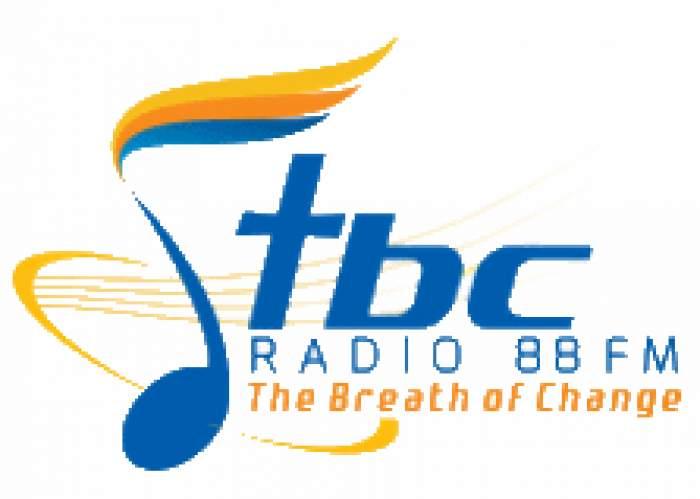 T B C Radio logo