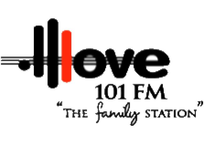 Love 101/TV logo