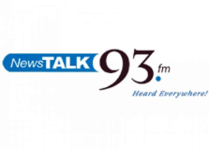 News Talk 93 FM logo