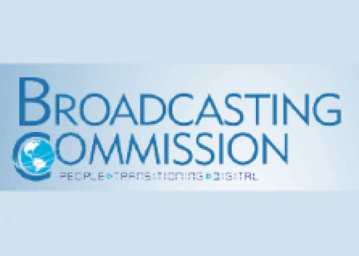 Broadcasting Commission logo