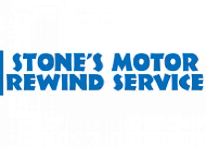 Stone's Motor Rewind Service logo