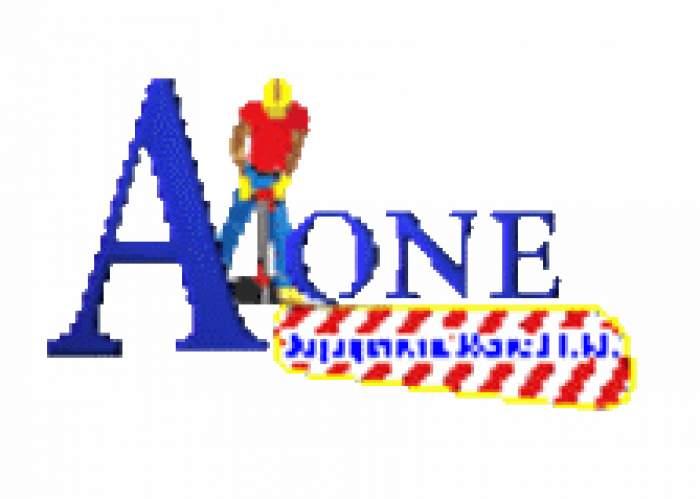 A-One Equipment Rental logo