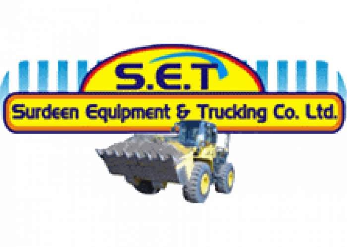 Surdeen Equipment & Trucking Co Ltd logo