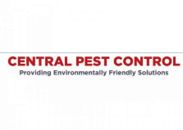Central Pest Control logo