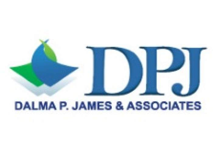 D.P. James and Associates logo