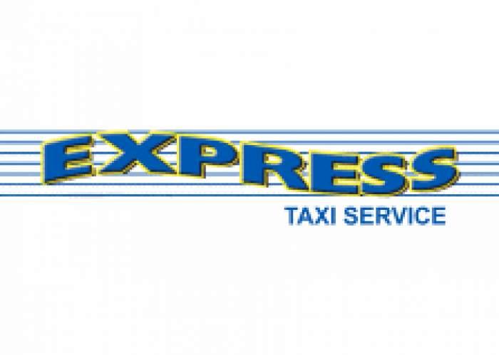 Express Taxi Service logo
