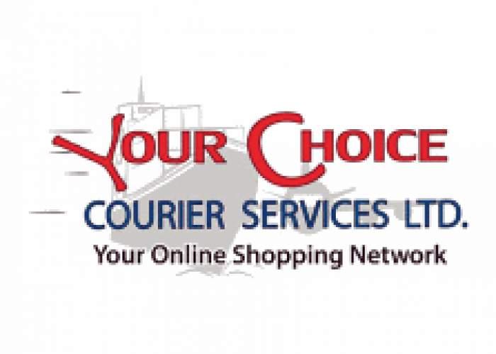 Your Choice Courier Services Ltd logo