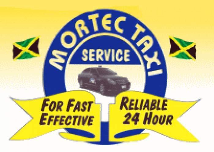 Mortec Taxi Service logo