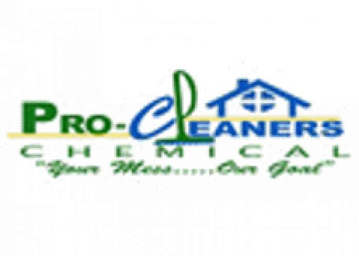 Pro-Cleaners Janitorial & Chemicals Services logo