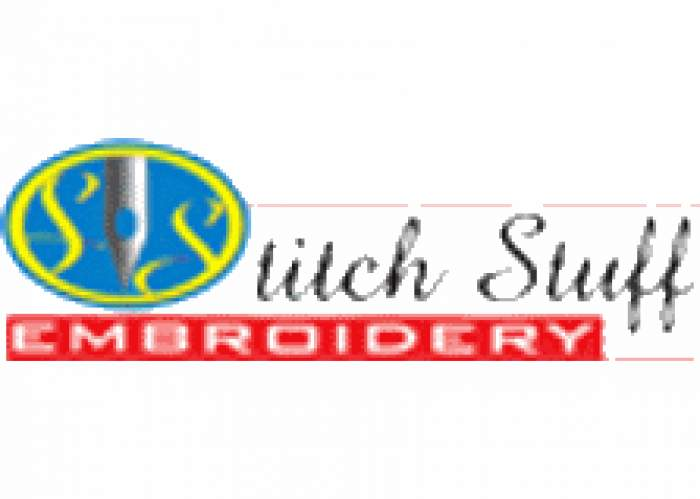 Stitch Stuff Embroidery logo