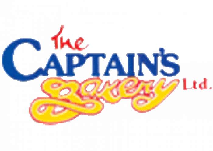 The Captain's Bakery Ltd  logo