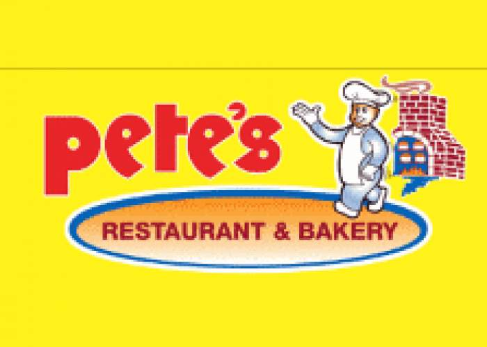 Pete's Restaurant & Bakery logo