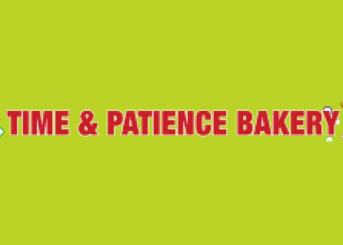 Time & Patience Bakery logo