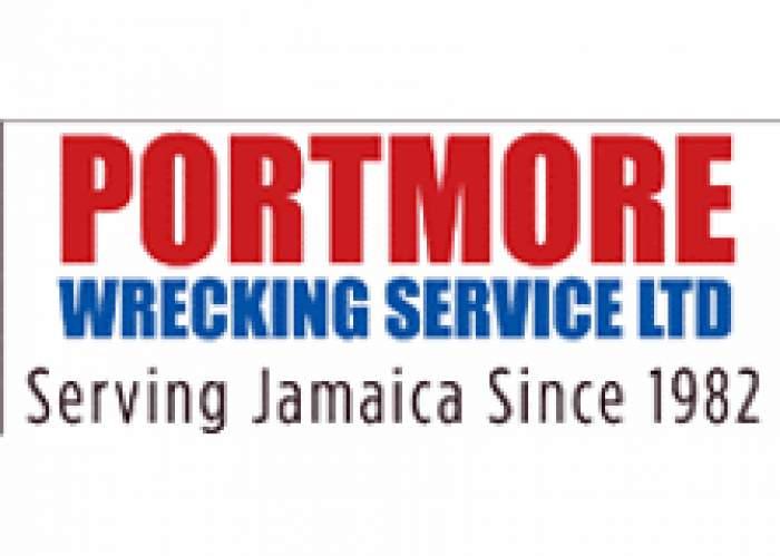 Portmore Wrecking Service Ltd logo
