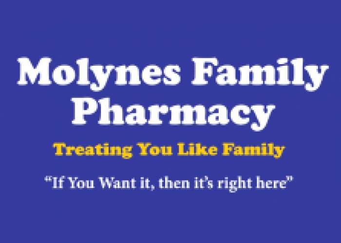 Molynes Family Pharmacy logo